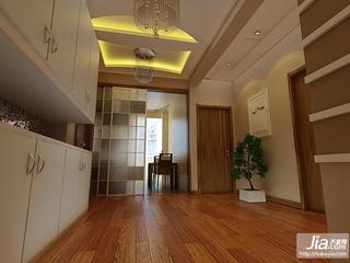 金地名京二居室94平米A户型装修效果图