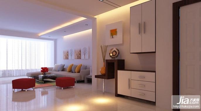 万达公寓_装修设计效果图装修效果图
