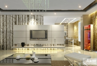 现代风格客厅吊顶装修效果图大全2012图片装修图片