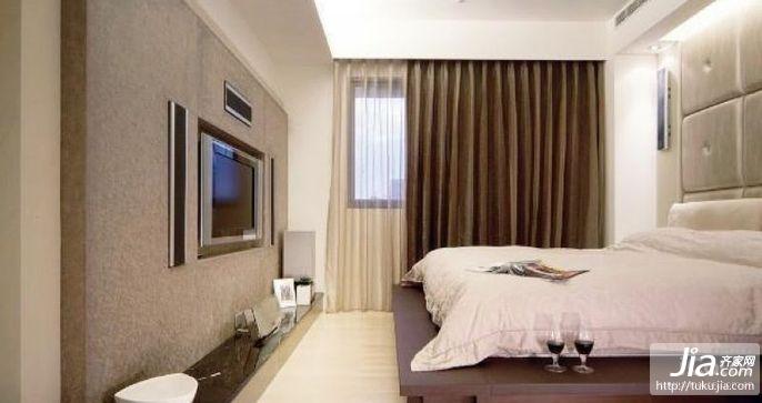 卧室背景墙设计图片装修图片