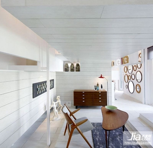 纯白色的简约装修效果图大全2012图片装修效果图