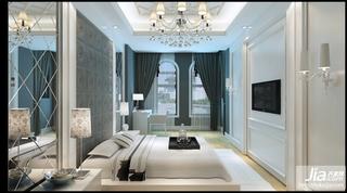 现代简约实用卧室装修效果图
