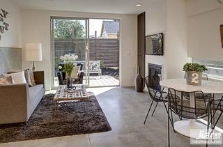 小户型客厅沙发装修效果图装修图片