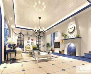 龙门镇三居室150㎡装修图片