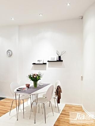 90平米小户型简欧风格厕所装修效果图装修图片