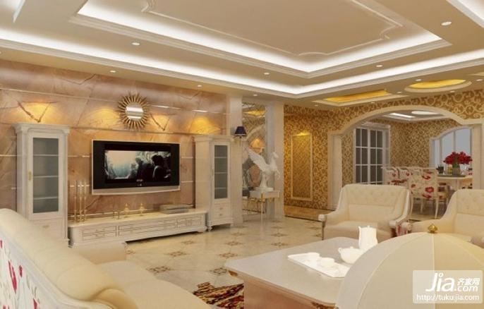 太阳城客厅装修效果图大全2012图片装修图片