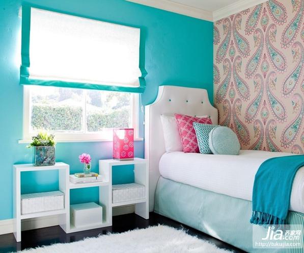 卧室榻榻米床装修装修效果图
