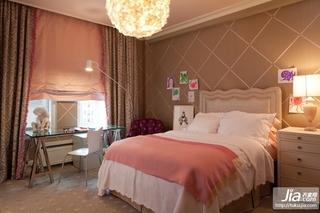 2012卧室窗帘装修效果图