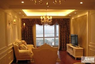 三阳金城现代简欧风室内装修效果图大全装修图片