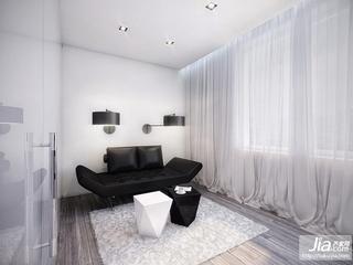 三室两厅两卫极简装修 清凉一夏装修图片