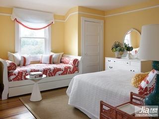 卧室飘窗装修装修效果图