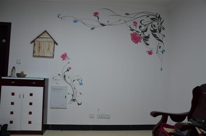 中式风格古典手绘墙装修图片-您正在访问第4页 装修效果图案例 2018