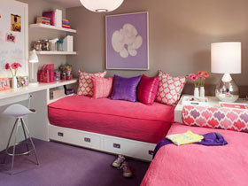 实用又美观 15款沙发儿童床效果图
