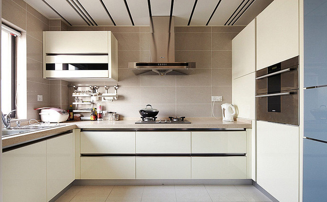 橱柜 厨房 家居 设计 装修 658_407图片