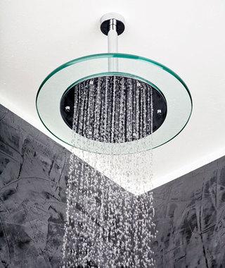舒适卫生间淋浴房效果图