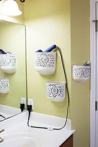 实用卫生间收纳用品图片