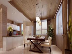 屋頂的鏡子 17款實木吊頂設計