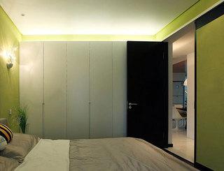 简约风格时尚衣柜旧房改造设计图纸
