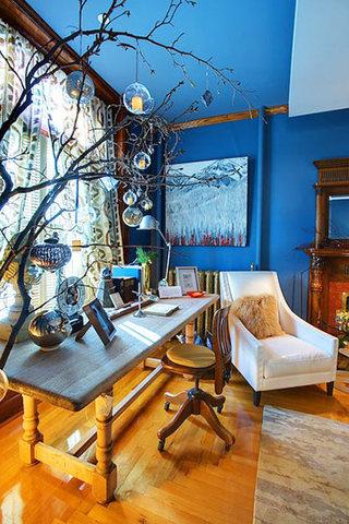 欧式风格舒适卧室地板图片