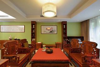 中式风格别墅奢华20万以上设计图