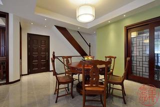 中式风格别墅奢华20万以上设计图纸