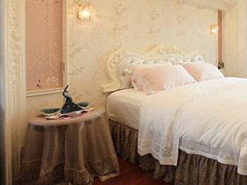 田园风情卧室效果图 打造浪漫家居气息