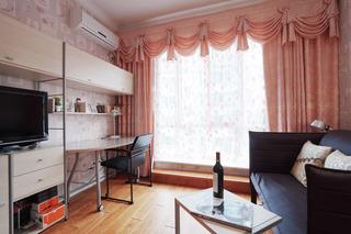 欧式风格奢华130平米工作区婚房家装图
