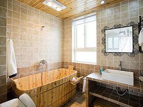 不一样的田园风 20张方形洗手台设计图