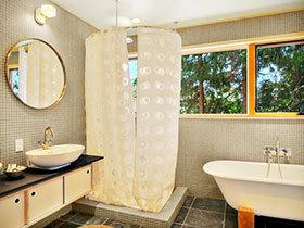 省空间妙法 19款角落淋浴房设计