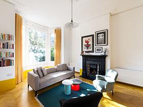 简欧舒适空间 19款单人沙发图片
