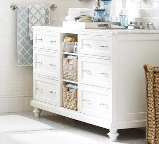 欧式风格卫生间浴室柜图片