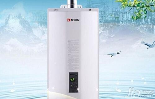 二,林内燃气热水器图片