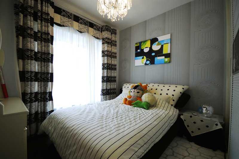 奢华,欧式风格,别墅装修,卧室