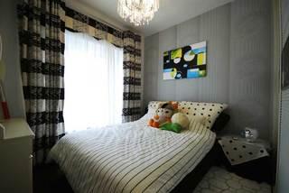 欧式风格别墅奢华卧室效果图