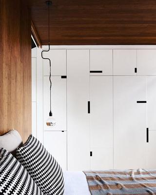 简约风格简洁衣柜效果图