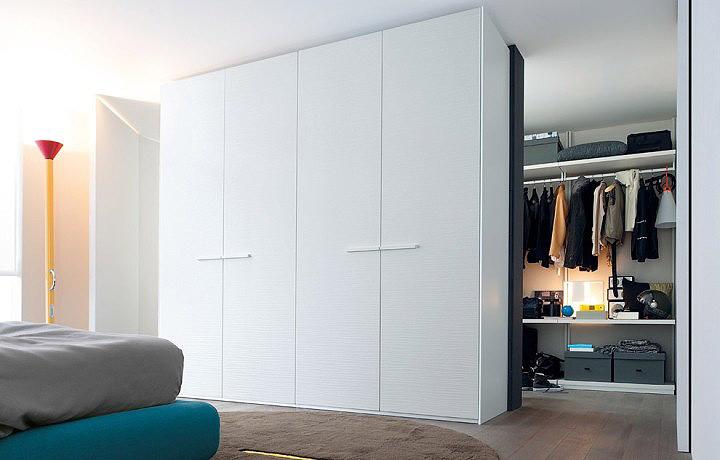 简约风格小清新衣柜设计图