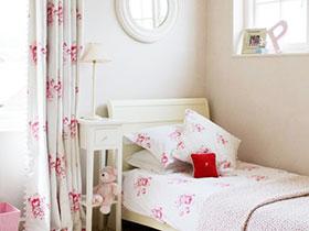 兒童可愛窗簾 16圖秀清新溫暖風