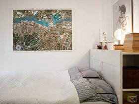 增强空间感 18款卧室装饰画效果图