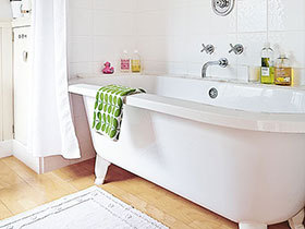 24款地板效果图 铺设最温馨卫生间