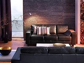 简约不简单 15张宜家沙发背景墙效果图