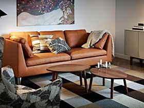 唯美裝飾畫 18張沙發背景墻效果圖