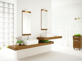 21张方形洗手台设计图 稳重大气