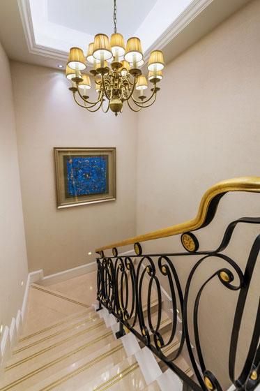 美式风格别墅艺术设计图