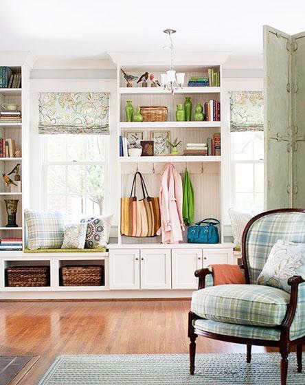 绿色卧室窗帘窗帘效果图