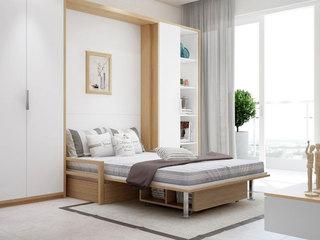 灰色卧室窗帘窗帘效果图