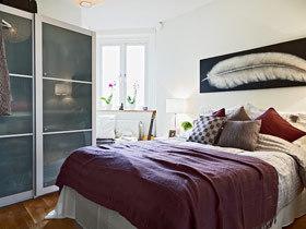 小卧室变大卧室 18款小卧室背景墙效果图