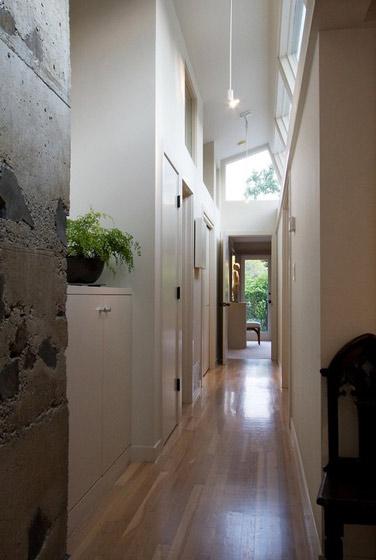 美式风格大气玄关走廊装修图片