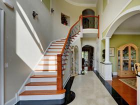 楼梯OR走廊 16款楼梯走廊效果图