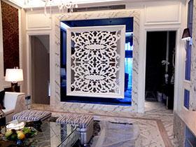 16张欧式客厅隔断效果图 高贵典雅