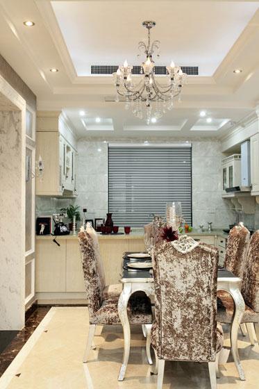 新古典风格别墅奢华设计图